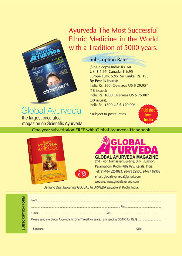 Global Ayurveda Magazine